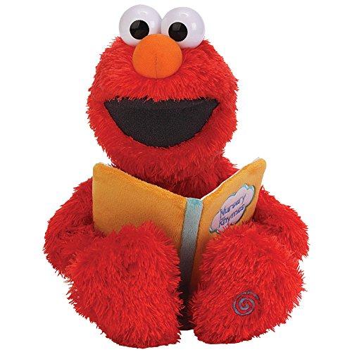 Original - 1 Pack - Gund Nursery Rhyme Elmo Sound Toy