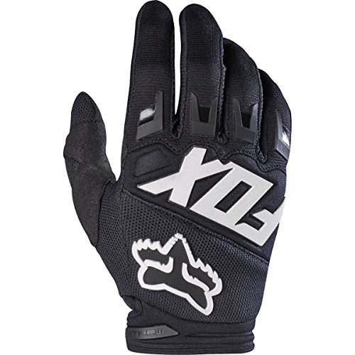 Dirtpaw Gloves Motorcycle (Fox Racing 2017 Dirtpaw Race Adult MotoX Motorcycle Gloves - Black / 4X-Large)