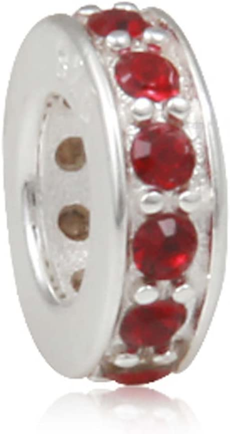Spacer Charm 925 Sterling...