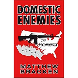 Domestic Enemies: The Reconquista (The Enemies Trilogy Book 2) by [Bracken, Matthew]