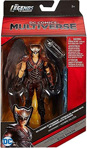 Mattel DC Comics Multiverse Hawkman DC Legends of Tomorrow Figure, 6