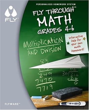 Amazon.com: FLY Through8482; Math: Multiplication & Division: Toys ...