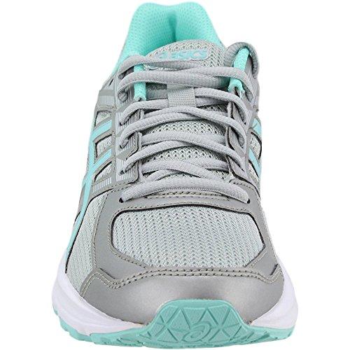 Shoes Aqua White ASICS T7K8N Jolt Women's Running Glacier Grey Splash zZA0tAU