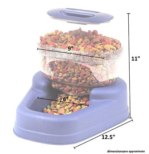 Bergan-Petite-Gourmet-Feeder-6-Pound-Capacity