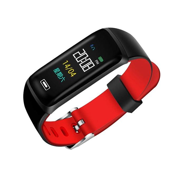 Amazon.com: Bluetooth Smart Watch Bracelet -Star_wuvi Smart ...