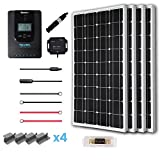 Renogy 400 Watt 12 Volt Off Grid Solar Premium Kit with...