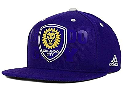 Orlando City SC new MLS Academy Purple Snapback Adjustable Fit Hat One Size $30