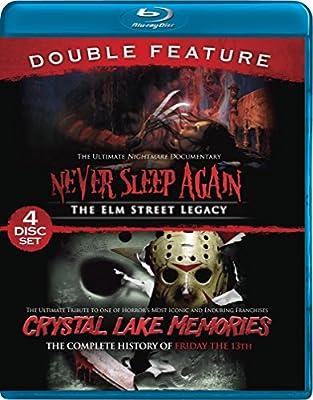 d8298c309 Amazon.com: Crystal Lake Memories/Never Sleep Again Double Feature ...
