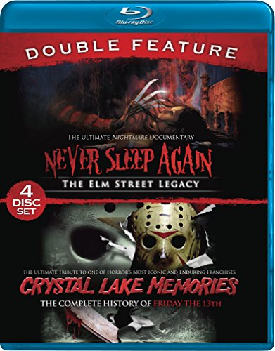 Crystal Lake Memories/Never Sleep Again Double Feature (Blu Ray Memory)