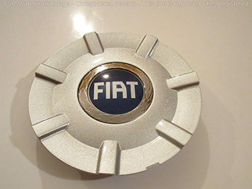 1 Nabendeckel Für Fiat Croma Original Emblem Für Alufelgen Auto