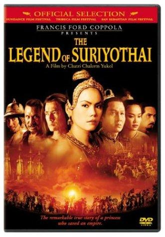 The Legend Of Suriyothai