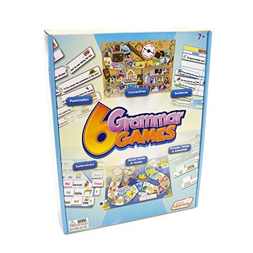 Junior Learning 6 Grammar Game