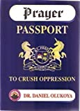 Prayer Passport-Hardcover