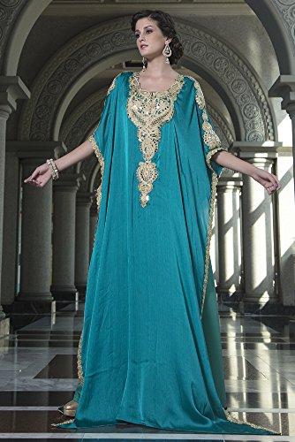 PalasFashion mujer Verde verde para 33 Vestido CrfPCgU
