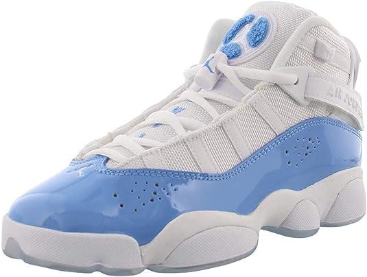 Nike Jordan 6 Anillos (gs) Grande Niños Cw7038-100
