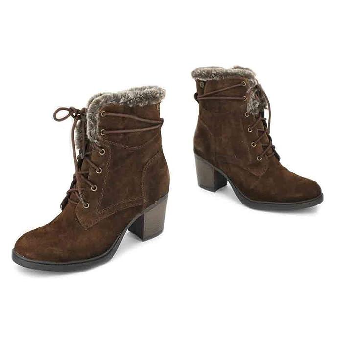 Botines CARMELA 66373 Camel - Color - Camel, Talla - 38: Amazon.es: Zapatos y complementos
