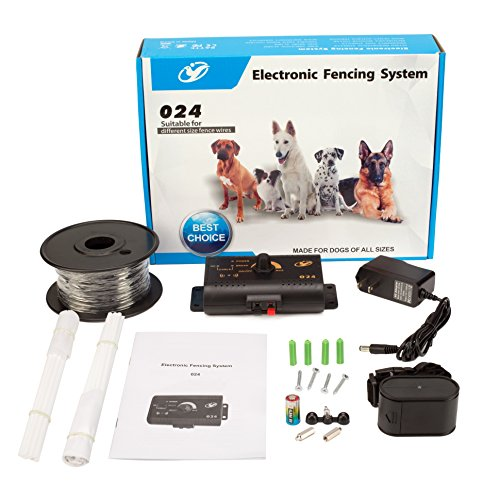 024-In-Ground-Dog-Fence-Containment-System-Electric-Electronic-Perimeter-Boundary-for-Stubborn-Pets-with-Thick-Wire-1-DOG-SET