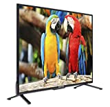 Komodo by Sceptre 43' 4K UHD LED TV 4x HDMI 2.0 HDCP 2.2, Metal Black 2018