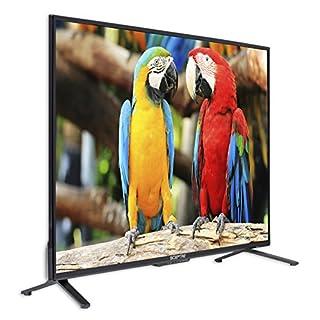 Komodo by Sceptre 43-Inch 4K 3840x2160 UHD LED TV 4X HDMI 2.0 HDCP 2.2, Metal Black