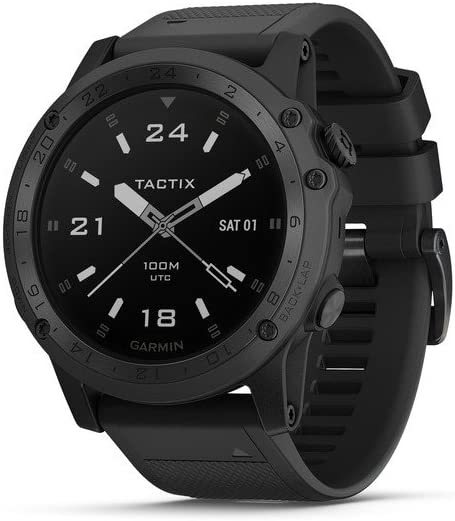 Watch Garmin GPS Tactix Charlie Skydiving Jumpmaster Multisport ...