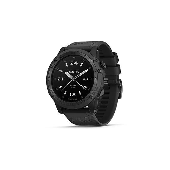 Watch Garmin GPS Tactix Charlie Skydiving Jumpmaster Multisport Action Tactical 010-02085-00: Amazon.fr: High-tech