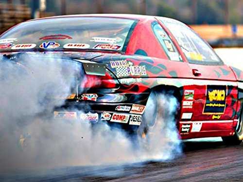 Nicole Lyons! In-Depth with the Nascar and NHRA - Nhra Stock Pro 2005