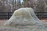 """Freedom Feeder Small Mesh Hay Round Bale Net For Feeding 