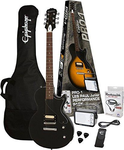 epiphone-ppeg-enplebch1-15-electric-guitar-pack-ebony