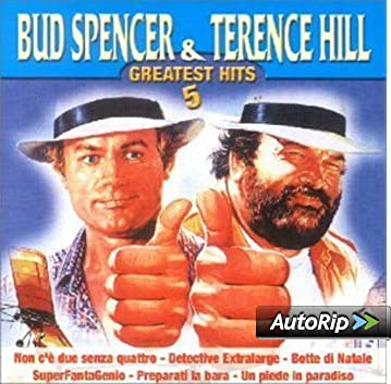 Bud Spencer Terence Hill Greatest Hits 5