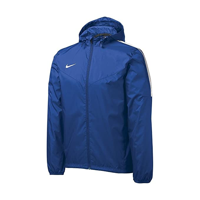 Amazon.com : Nike Mens Team Sideline Rain Soccer Jacket (X ...