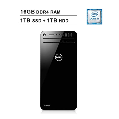 Amazon.com: Dell XPS 8930 - Ordenador de sobremesa ...