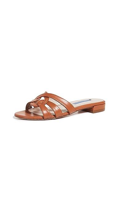 Stuart Weitzman Women's Cami Slide Sandals by Stuart Weitzman