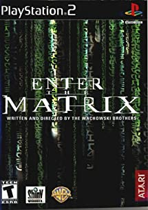 Enter The Matrix - PlayStation 2