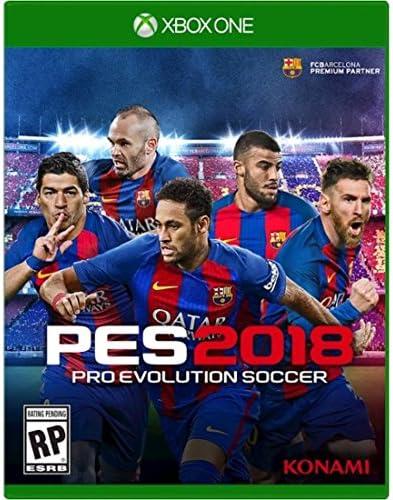 PES 2018 Pro Evolution Soccer Xbox One プロエボリューションサッカー 北米英語版 [並行輸入品]