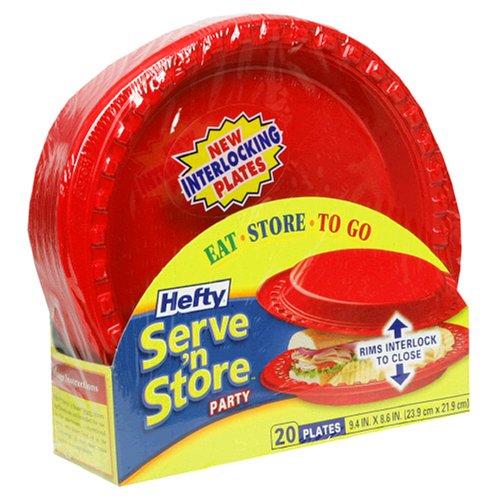 Hefty Serve 'N Store 9.4