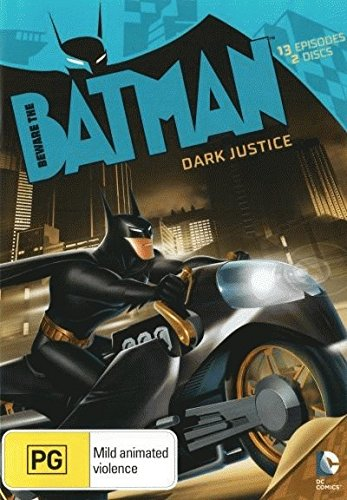 Beware the Batman Dark Justice Season 1 Part 2 | NON-USA Format | PAL | Region 4 Import - Australia