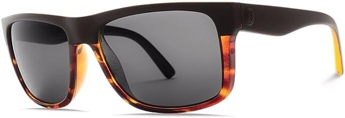 Electric Swingarm XL Sunglasses Darkside Tortoise with OHM Grey Lens