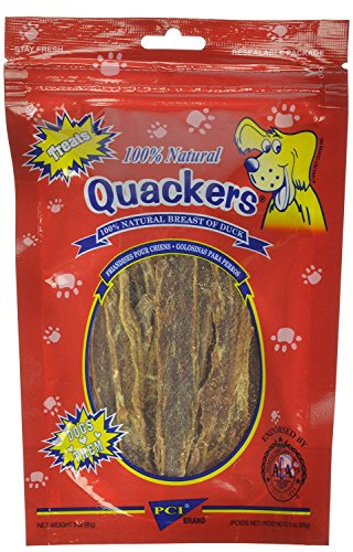 Cheap Quackers Dog Treats