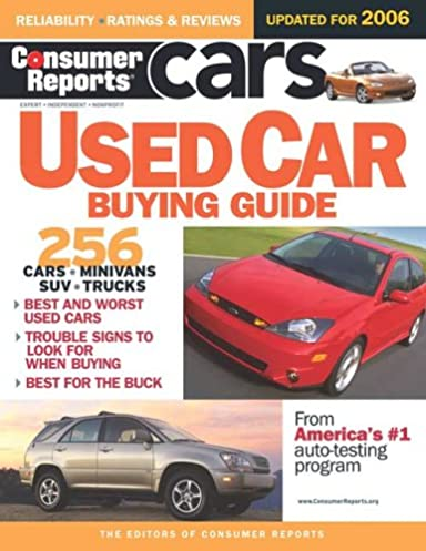 consumer reports used car buying guide consumer reports rh amazon com Consumer Reports Cars Consumer Reports Cars