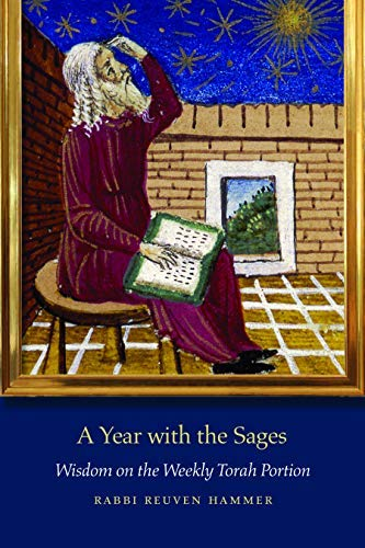 A Year with the Sages: Wisdom on the Weekly Torah Portion (JPS Daily Inspiration Series) (English Edition)