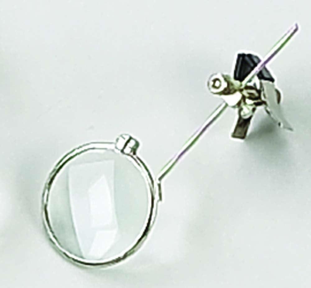 10/x Puissance Lunettes loupes avec 7//20,3/cm Diam/ètre Objectif et sp/écial Lunettes de clip pour attacher /à votre