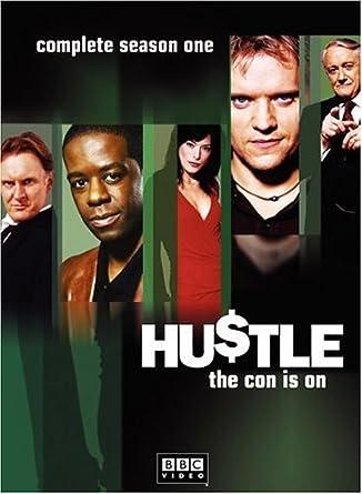Amazon com: Hustle: The Complete Season 1 (Dbl DVD): Robert