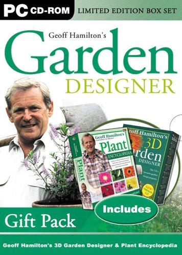 Geoff Hamilton Gardening Double Pack: 3D Garden Designer & Plant