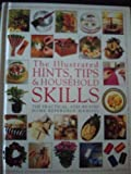 img - for Illustrated Hints, Tips & Household Skills by N ET AL MACMILLAN (2002-02-01) book / textbook / text book