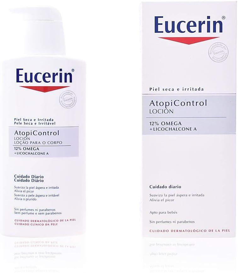 Eucerin Atopicontrol Loción Corporal 12% Omega - 400 ml