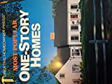 Most Popular One-Story Homes, Creative Homeowner Press Editors, 1880029332
