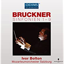 Anton Bruckner: Symphonies Nos. 1-9
