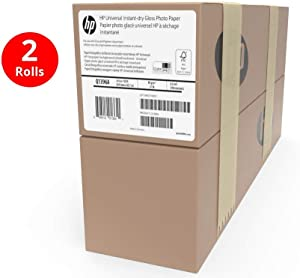"HP Universal Bond Paper, 2 Roll Bundle (24"" x 150')"