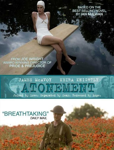 Atonement Poster Movie 2007 Style F