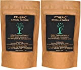 Facial Mask Homemade For Blackheads - Etheric Sandal Powder for Skin Care Combo (2 x 100 Gm)